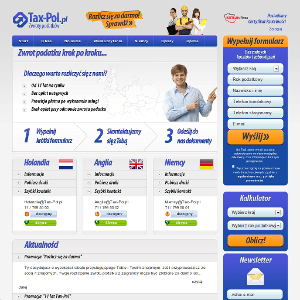Strona tax-pol.pl
